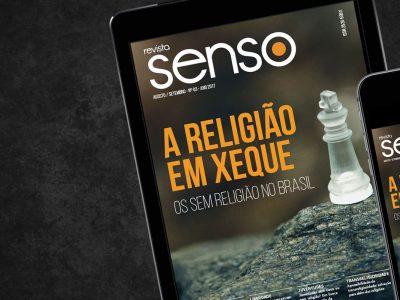 Um olhar à margem, os sem religião no Brasil