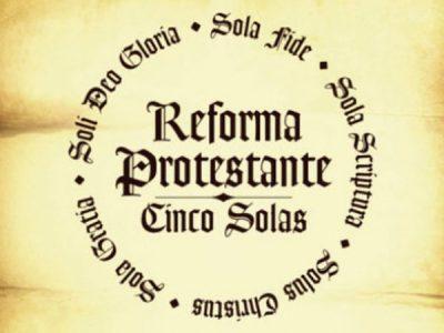 Conhecer um pouco mais os 500 anos da Reforma Protestante