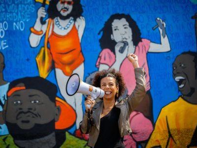 Juventudes, Religião e Política, entrevista com Áurea Carolina