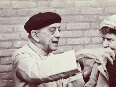Carta a Dom Hélder sobre o decreto que o declara Patrono Nacional dos Direitos Humanos