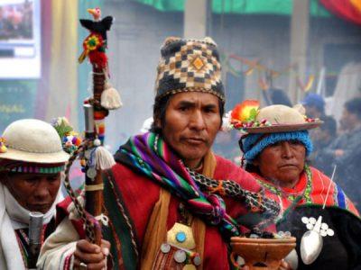 O caso de Evo Morales e as igrejas na Bolívia: Da identidade nacional