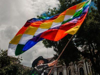 O caso de Evo Morales e as igrejas na Bolívia:                                                               Dos novos atores sociais e da boa e má política inspirada em novos símbolos religiosos