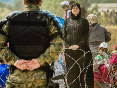 O drama dos refugiados