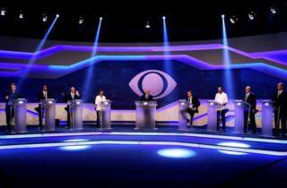 """Deus"" no primeiro debate entre os presidenciáveis"