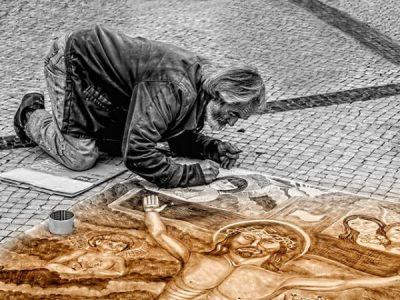 Arte e Religião: seria a arte livre?