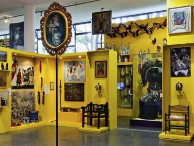 Museus: presença da arte religiosa