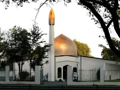 Sobre o atentado à mesquita na Nova Zelândia