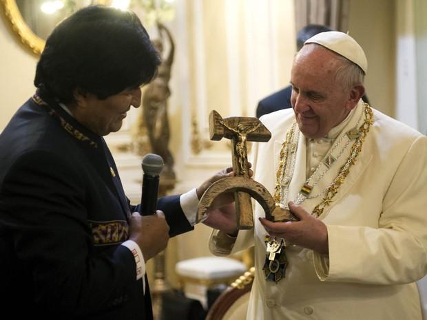 Foto: Reuters/Osservatore Romano