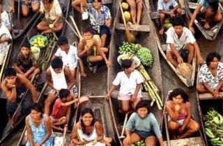 Religiões contra-hegemônicas na Amazônia: desafios de um campo de pesquisa.
