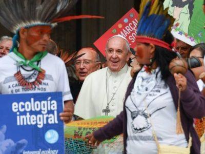 Religião e questões socioambientais: diálogos possíveis a partir do Sínodo para a Amazônia