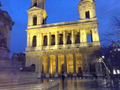 A tensão religiosa em tempos de Coronavírus, na cidade de Paris