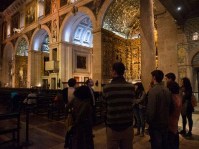 O uso do espaço sagrado para a formação continuada de professores na secretaria municipal de educação de Curitiba