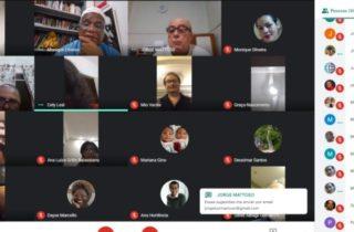 Reunião virtual com grupo religioso sofre  discriminação e intolerância religiosa